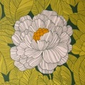 50s wallpaper flower