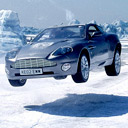 Aston Martin Mid Air