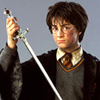 Harry with Sword